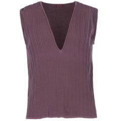 2000s Romeo Gigli Knitted Vest