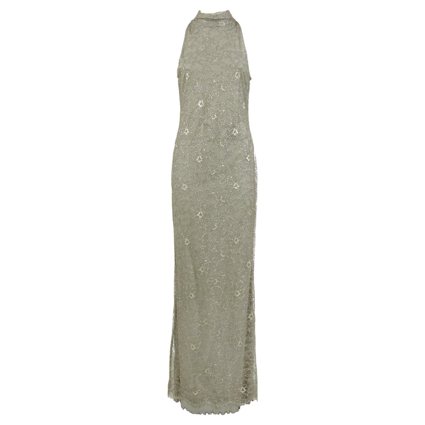 2000s Romeo Gigli Long Dress