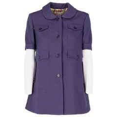 2000s See by Chloé Purple Shortsleeves Jacket