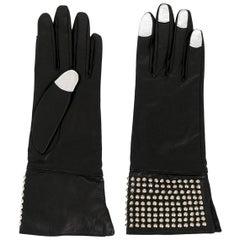 2000s Yohji Yamamoto Leather Gloves
