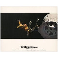 2001: A Space Odyssey 1968 British Color Photo