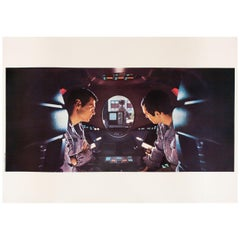 """2001: A Space Odyssey"" 1968 U.S. Jumbo Color Photo"