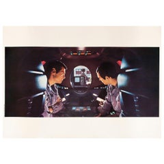 2001: A Space Odyssey 1968 U.S. Jumbo Color Photo
