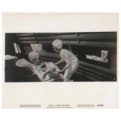 """2001: A Space Odyssey"" 1968 U.S. Silver Gelatin Single-Weight Photo"