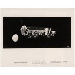 2001 A Space Odyssey 1968 U.S. Silver Gelatin Single-Weight Photo