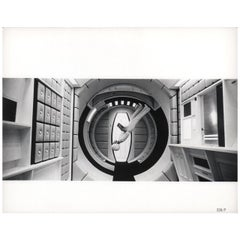 """2001: A Space Odyssey"" 1968 U.S. Silver Gelatin Single-Weight Photo"