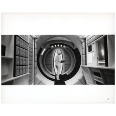 2001: A Space Odyssey 1968 U.S. Silver Gelatin Single-Weight Photo