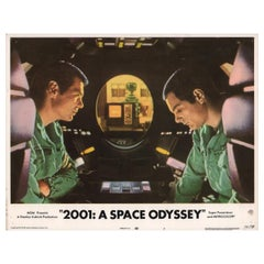 """""""2001: A Space Odyssey"""" R1972 U.S. Scene Card"""