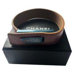 2001 Chanel Mauve/Pink Bracelet w/Box and COA
