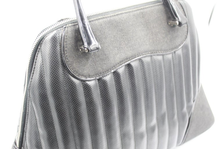 2001 Christian Dior Cadillac Top Handle Bag by John Galliano  For Sale 2