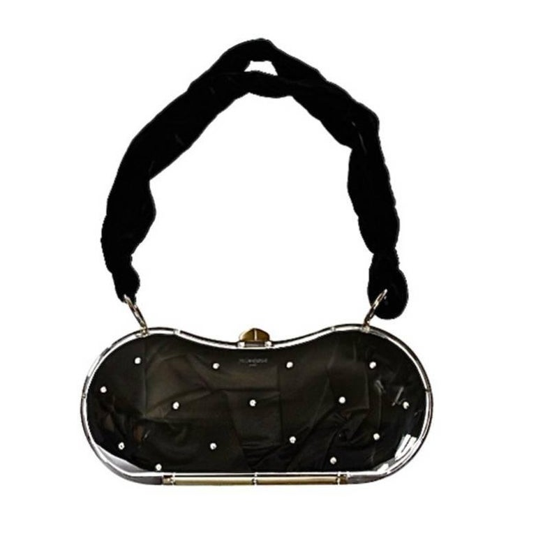 Tom Ford for Yves Saint Laurent lucite evening bag, 2003  For Sale 1