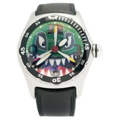 2004 Corum Bubble Shark Dive Bomber Watch, Limited Edition Chronograph