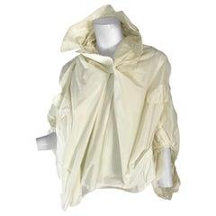 2005 Comme des Garcons unfinished blouse