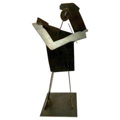 2005 Erin Tendler Steel Sculpture