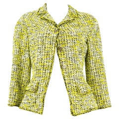 2006 Chanel Bottle Top Jacket