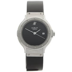 2006 Hublot Classic Fusion Stainless Steel 1394.1 Wristwatch
