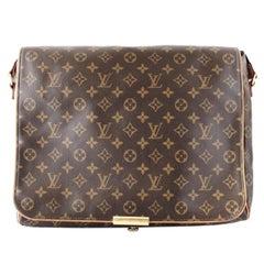 2006 Louis Vuitton Abbesses Messenger Bag