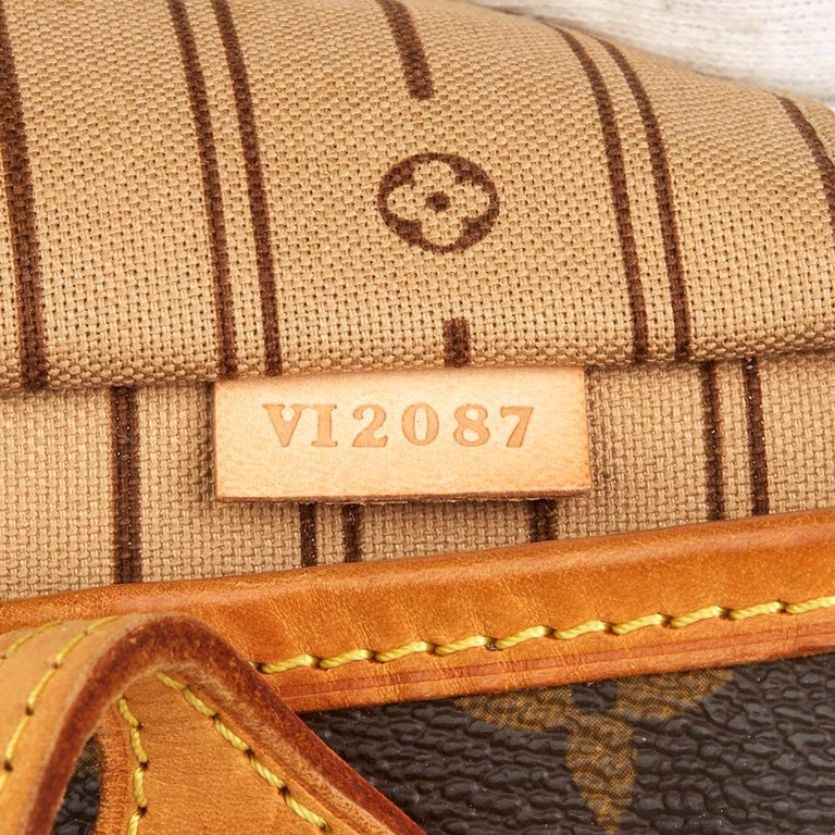 2007 Louis Vuitton Xupes X Year Zero London 'Hey Good Lookin' Neverfull PM For Sale 4