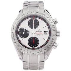 2007 Omega Speedmaster Chronograph Stainless Steel 3211.31.00 Wristwatch