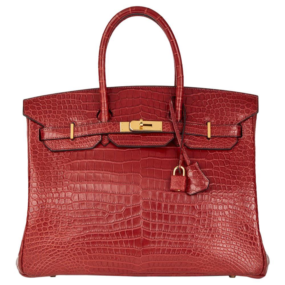 85080bad1053 Crocodile Birkin Bags - 104 For Sale on 1stdibs
