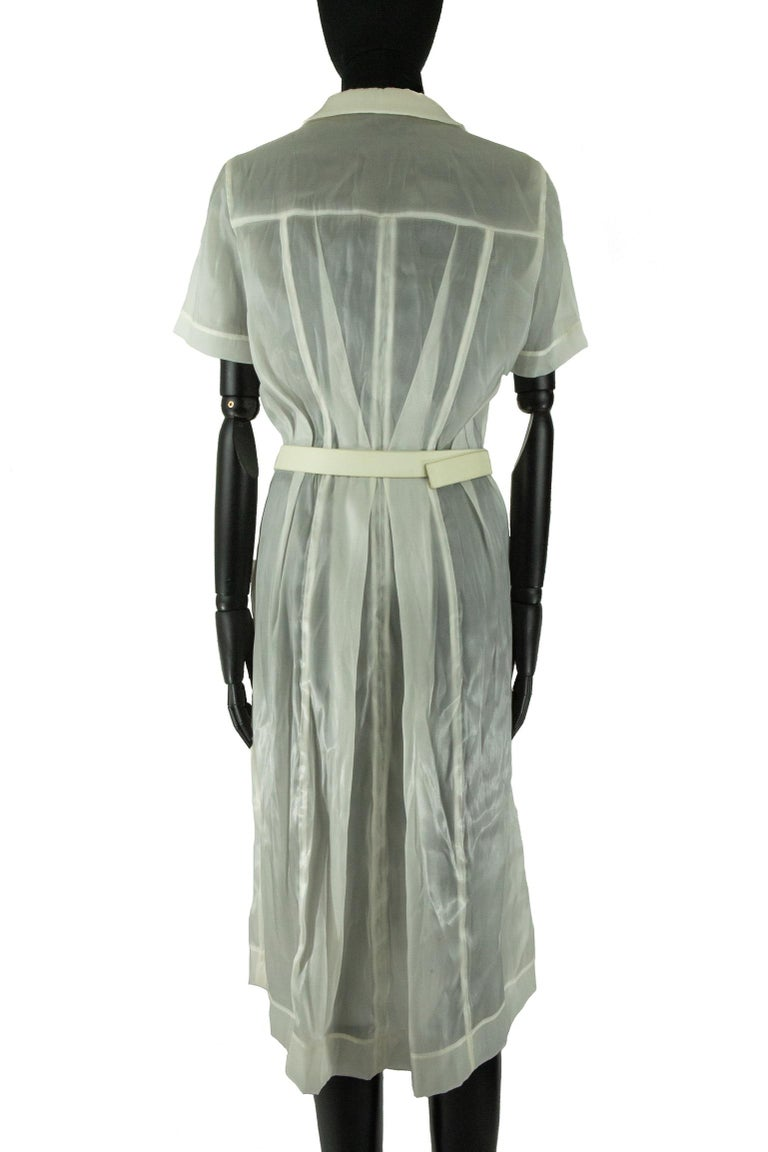 2008 Marc Jacobs for Louis Vuitton Shirt Dress In Good Condition For Sale In London, GB