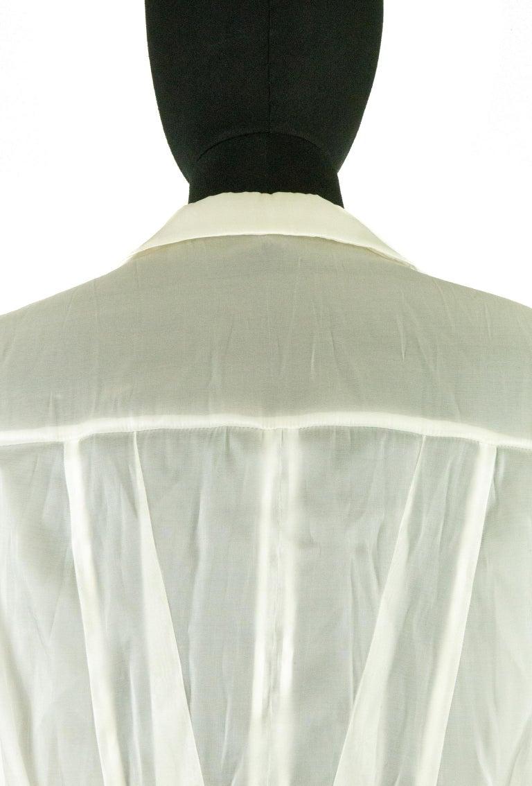 2008 Marc Jacobs for Louis Vuitton Shirt Dress For Sale 2