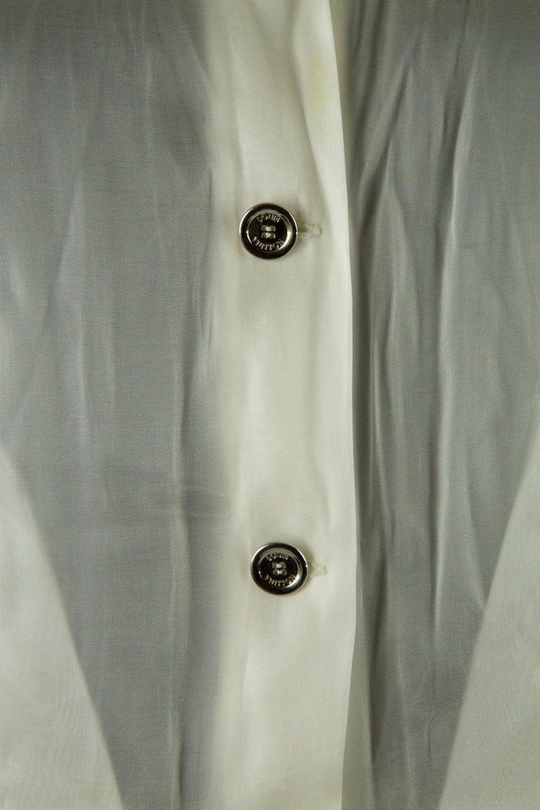 2008 Marc Jacobs for Louis Vuitton Shirt Dress For Sale 3
