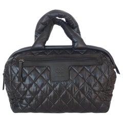2009 Chanel Coco Cocoon Tote Bag