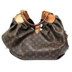 2009 Louis Vuitton Monogram Leather Mahina Limited Edition Bag