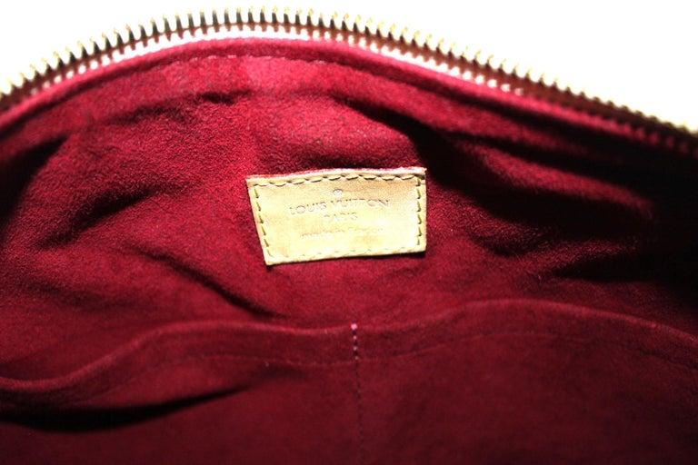 Women's 2009 Louis Vuitton Multicolor Courtney Bag For Sale