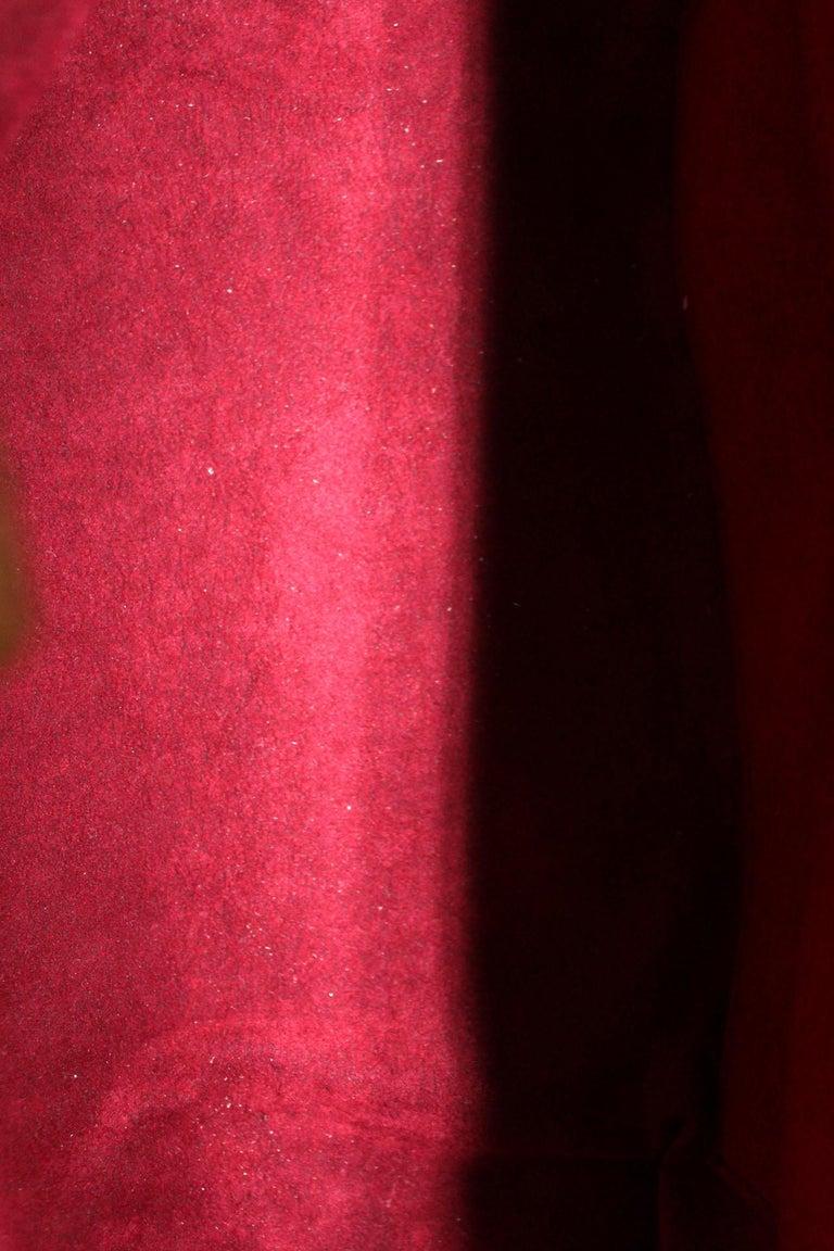 2009 Louis Vuitton Multicolor Leather Judy Bag For Sale 1