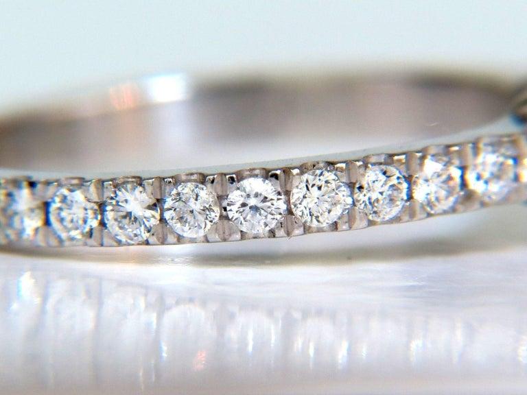 2.01 Carat GIA Cushion Cut Diamond Ring Platinum For Sale 2