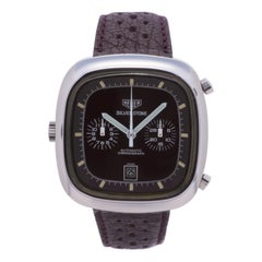 2010 Tag Heuer Silverstone Cam2111.Fc6259 40 mm Brown Dial