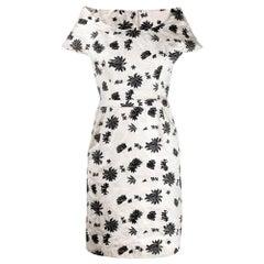 2010s Balenciaga Embroidered Dress