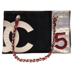 2010s Chanel No 5 Tote Chain bag