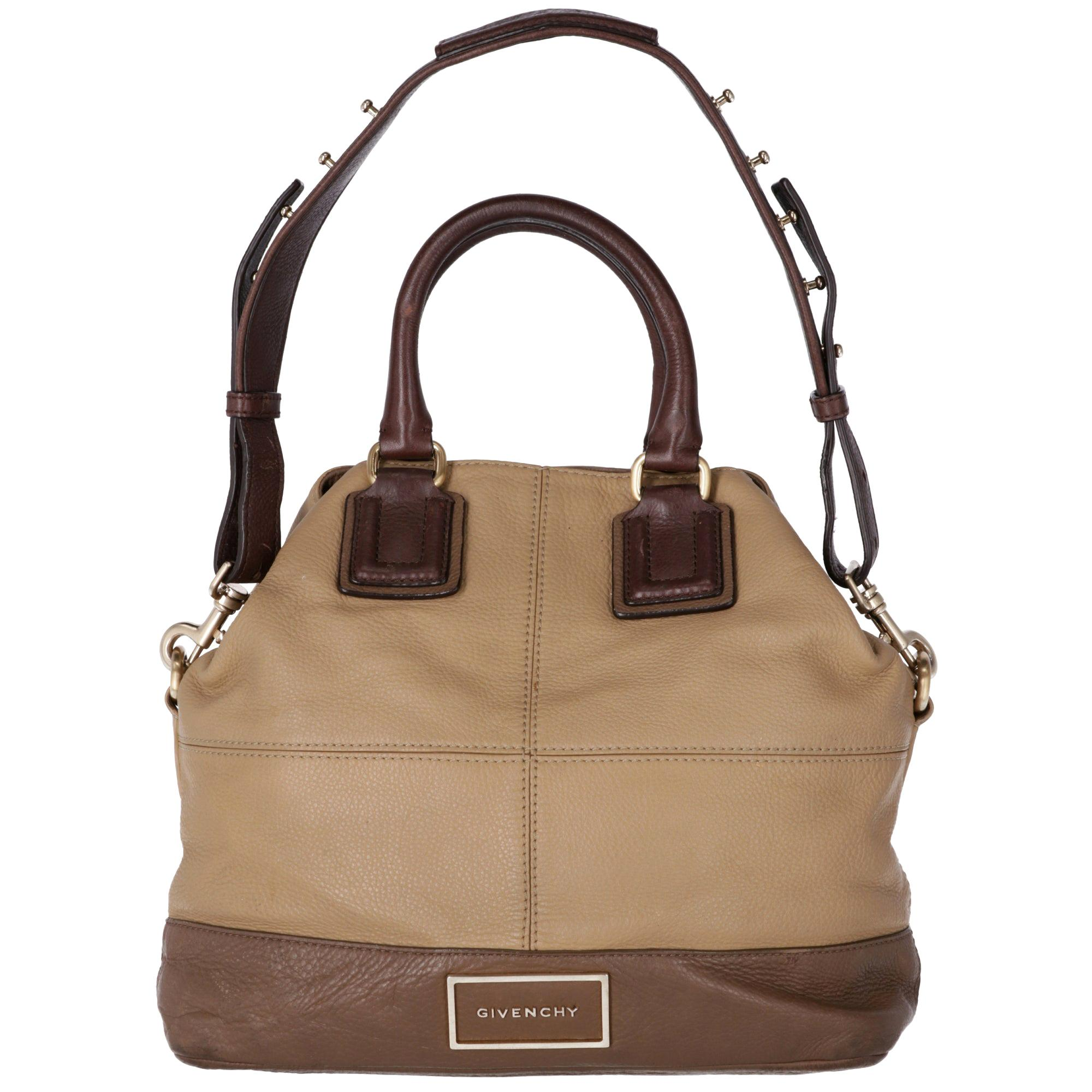 2010s Givenchy Lether Tote Bag
