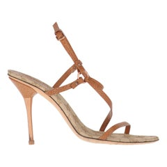 2010s Gucci Leather Sandals
