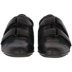 "2010s Gucci ""Lifford"" black sneakers"