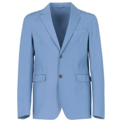 2010s Jil Sander Powder Blue Jacket