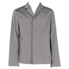 2010s Jil Sander Striped Jacket