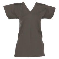 2010s Jil Sander Two-Tone T-shirt