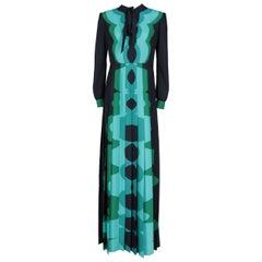 2010s Mary Katrantzou Printed Dress