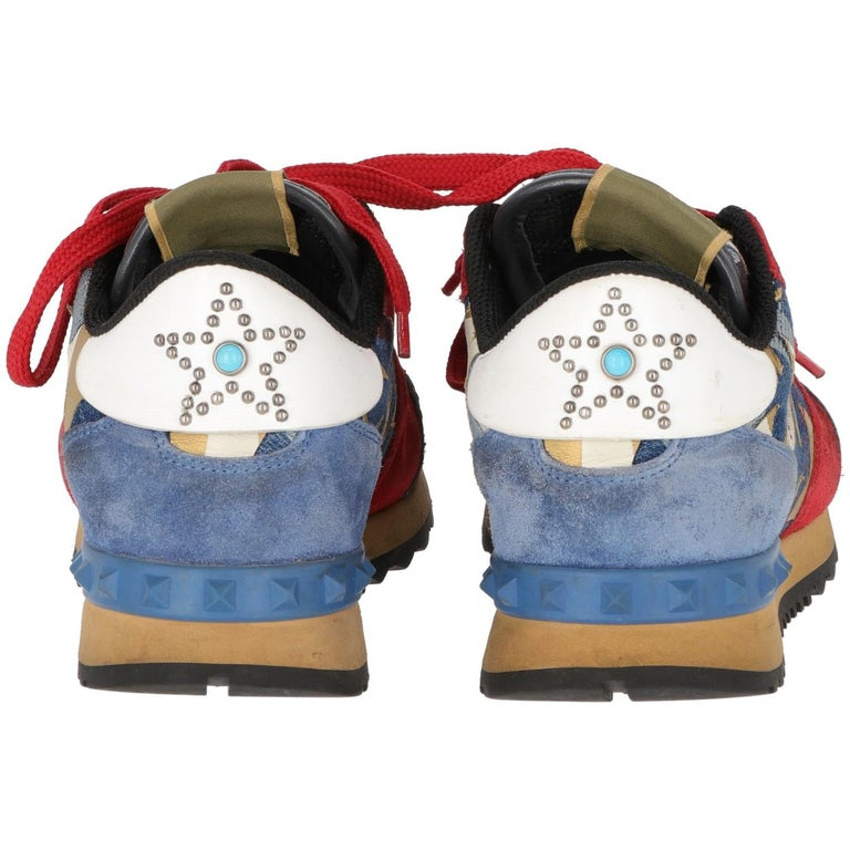 dd044e82db0f 2010s Rockrunner Valentino Sneaker With Stars In Good Condition For Sale In  Lugo (RA)