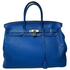 2011 Hermès Mykonos Togo Birkin 40 Bag