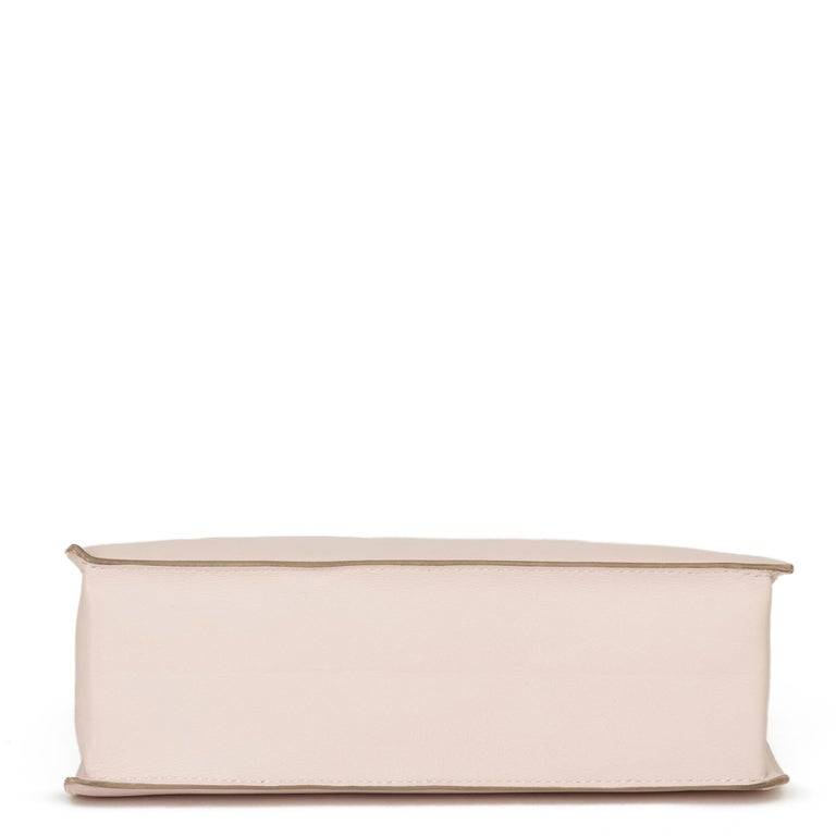 2011 Hermes Rose Dragee Swift Leather Kelly Danse For Sale 1