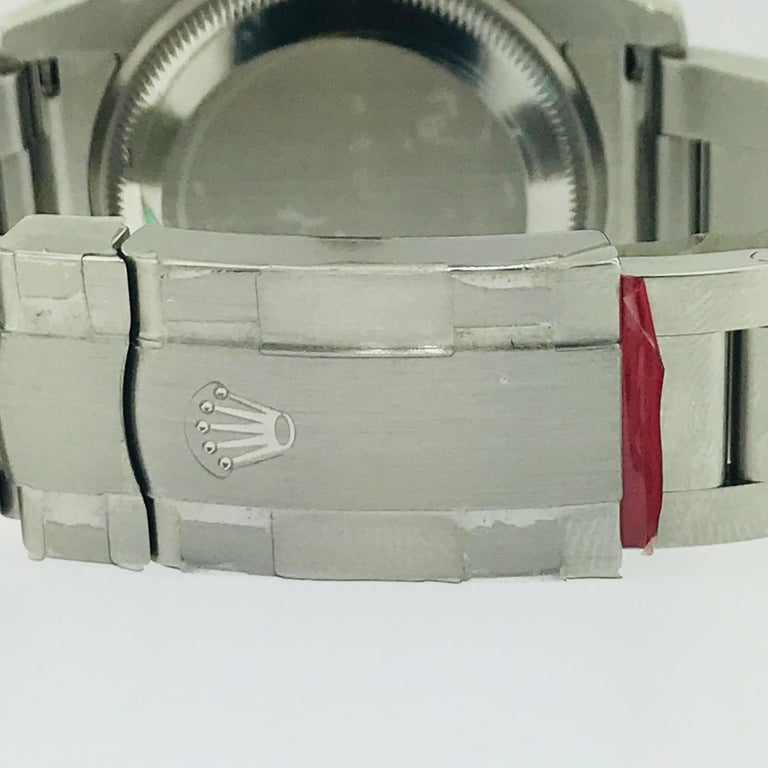 2012 Rolex Watch is Stainless Steel For Sale 1