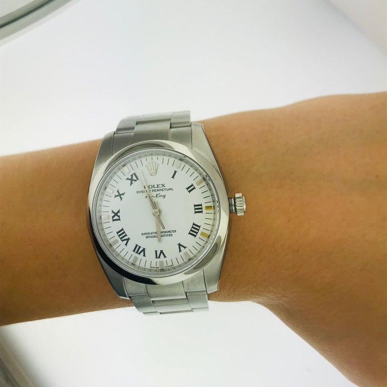 2012 Rolex Watch is Stainless Steel For Sale 5