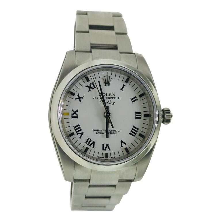 2012 Rolex Watch is Stainless Steel For Sale