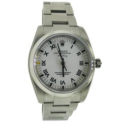 2012 Rolex Watch is Stainless Steel