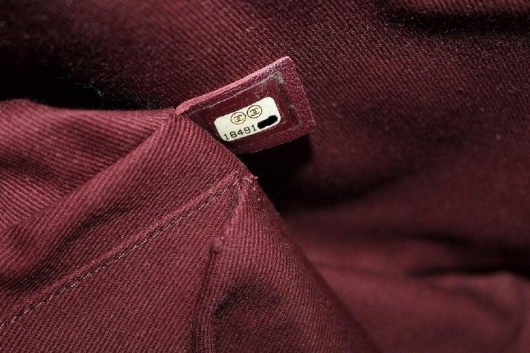 2013-2014 Chanel Beige Suede Large Boy Bag For Sale 5